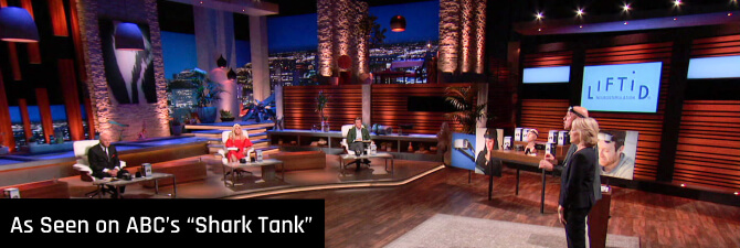 LIFTiD As Seen on ABC's Shark Tank